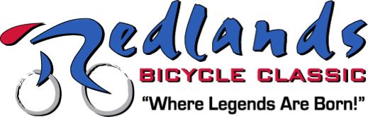 Description: Redlands Bicycle Classic Logo
